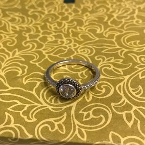 Judith Jack Ring Size 8